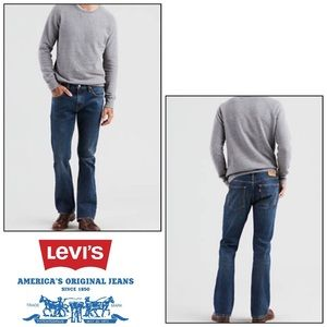 NWOT- Men's Levi's & Strauss - low boot cut